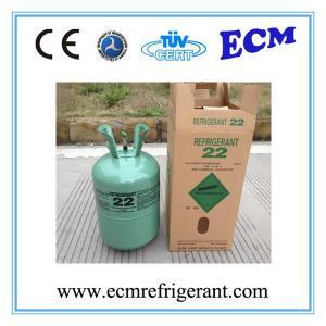 China Refrigerant Gas R22 13.6kg 30lb on sale