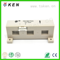 Buy cheap 3 Phase DC AC Pulsed Open Loop Hall Effect Current Sensor from wholesalers