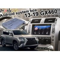 Best Android Navigation Interface Box For Lexus GX460 2013-2019 pin to pin install carplay optional wholesale