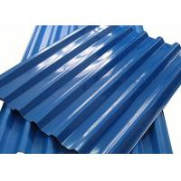 Best 0.4 - 10mm Thick Color Coated Aluminum Corrugated Metal Roofing Sheets wholesale