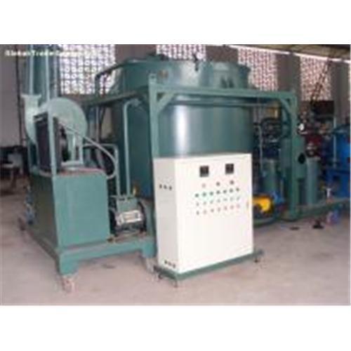 Cheap Environment-friendly black engine oil treatment equipment,  oil purifier, oil reprocessing machine for sale