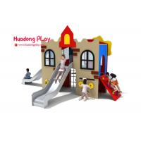 Best High - Strength Commercial Playground Equipment Safe With Stainless Slide wholesale