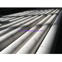 Best A269 TP316Ti Stainless Steel Seamless Pipe U Bend And Straight 100% Hydrostatic Testing wholesale