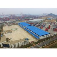 Best Industrial Steel Structure Logistics Warehouse Design And Construction wholesale