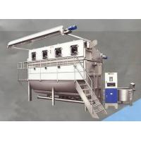 Buy cheap Stainless Steel Overflow Textile Fabric Dyeing Machine For Bleaching and Dye product