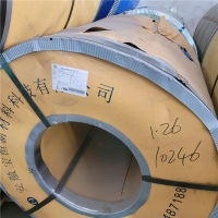 Best AISI SUS ASTM A480 Stainless Steel Coil 201 321 1.4304 304 Hot Dip Galvanized Coils wholesale