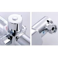 Best Electric Shower Thermostatic Control Valve Metal Concealed Wall Mounted Switch Faucet wholesale