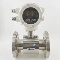 Best Dn80 Mud Drilling Water Electromagnetic Flow Meter With Wire Less wholesale