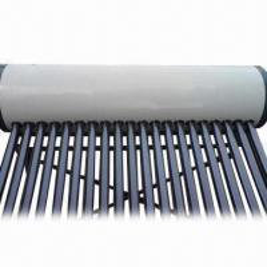 Best Color steel 300L coil pressurized assistant tank solar water heater, CE/EN 12975 certified wholesale
