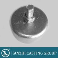 China Solid core station post porcelain insulator base on sale