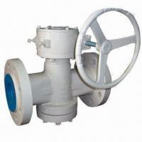 Buy cheap Sleeve Type Soft Sealing Plug Valve with Double Direction from wholesalers