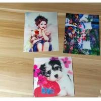 Best OEM 3D printing factory provide  india 3d lenticular card for sale with strong 3d depth lenticular effect wholesale