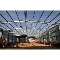 Best Workshop Warehouse Prefabricated Steel Buildings Structure Design GB Standard wholesale