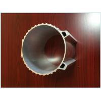 China 6063 T5 Powder Coating Aluminum Extrusion Profiles Use Vehicle Rail Accessories on sale