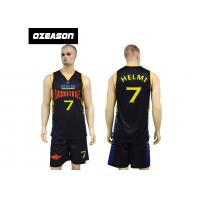 Best Cheap Custom Dry Fit Lycra Basketball Uniforms For Adults And Kids wholesale