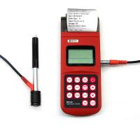 Best Portable Digital Leeb Hardness Tester with Mini-printer for Metal Testing wholesale