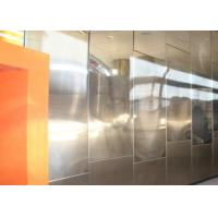 Best Customized Design Stainless Steel Decorative Panels For Building Materials wholesale