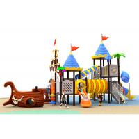 Best Custom Color Summer Plastic Playground Slide Outdoor For Rope Climbing wholesale