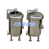Best Huge Flow Cartridge Industrial Filter Housing For Cooling Tower Filtration wholesale