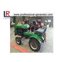 China Water - cooled Hand Walking 12HP 15HP 18HP Farm Mini Tractor with Single cylinder diesel engine on sale
