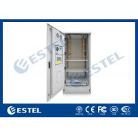 Best Outdoor Power Cabinet / Battery Enclosure / IP55 19inch Rack Base Station Enclosure wholesale