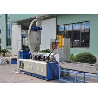 Best Low Noise Plastic Recycling Equipment Power Saving Soft Material 90-110 Kw wholesale