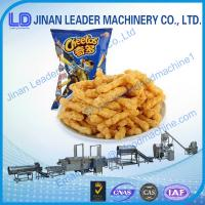 Best 125-150kg/h Kurkure/Cheetos Snacks food processing Equipment wholesale
