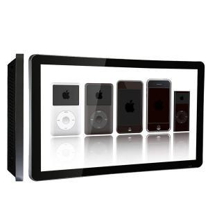 Best Interactive Indoor Digital Signage , Dust Proof Digital Menu Boards 49 Inch wholesale