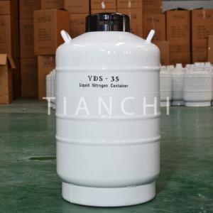 China Tianchi farm 35 l liquid nitrogen dewar on sale