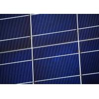Best 3.8 Kg Mono Cell Solar Panel 10 A Rated Current Easy Installation wholesale