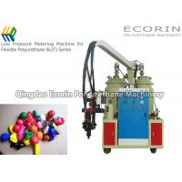 Best Low Pressure Polyurethane Foam Machine For Soft Trinkets Making 380V / 220V wholesale