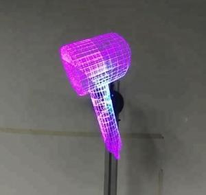 Best 50Inch 3D LED Hologram Fan 20000 Hours Lifetime Led Hologram Projector wholesale