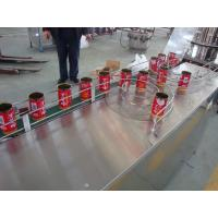 Buy cheap Automatic Canned Juice Filling Machine Washing Capping For Apple / Orange / from wholesalers
