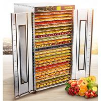China High Efficiency Commercial Food Dehydrator , Fruit And Vegetable Dryer Machine on sale