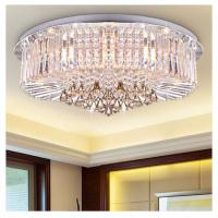 Best Most Popular modern crystal ceiling lamp high quality glass ceiling light wholesale