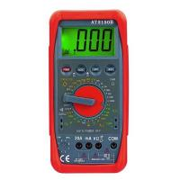 China portable HFE Digital Automotive Multimeter , Handheld Automobile Diagnostic Equipment on sale