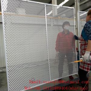 Best lowes expanded sheet metal architectural decorative mesh design wholesale
