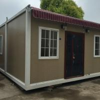 Buy cheap Light Weight Structural Steel House Building Residential Construction Easy Installation from wholesalers