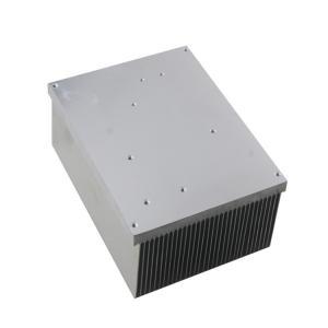 Best Square Rectangle 6063 6001 6005 Insert Radiator Aluminium Profiles wholesale
