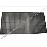 China Mongoose PT Steel Frame Screen High Conductance 40 - 325 Mesh ISO Standard on sale