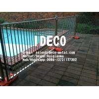 Best Protect Child Secure Temporary Pool Fencing, Removable Swimming Pool Safety Barriers, Portable Pool Safety Fences wholesale
