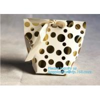 Best Pastry Cookie Paper Eco Retail Packaging With Handle Bagease Pack wholesale