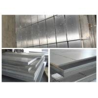 Best Foam Molding Polished Aluminum Sheet , Temper T6 Anodized Aluminum Sheet wholesale