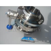Stainless Steel Manual Threaded Butterfly Valve (ACE-DF-2C)