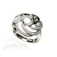 Best 925 Steling Silver Zirconial Jewellery Ring (SZR026) wholesale