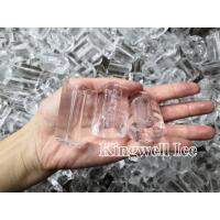 China Kingwell Industrial Stainless steel 3000kgs Transparent ice tube maker Machine on sale