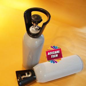 Best Nitrogen gas cylinder, 4L-15MPa high pressure aluminum cylinder wholesale