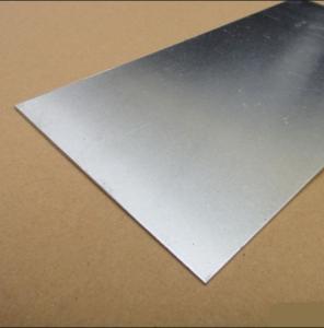Best 3003 5052 6061 Aluminum Sheet , Mirror Finish Aluminium Sheet Silver Color wholesale