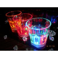 China Key-press small mosaic Flashing cup, Liquid activated small mosaic cup on sale