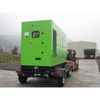 Cheap Trailer Sound-proof Generators with Perkins Diesel Engine Stamford Alternator and 50Hz for sale